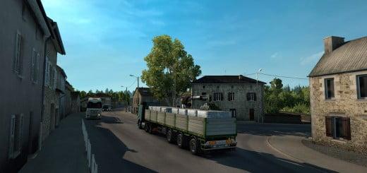 ETS 2 DLC Francja w przygotowaniu